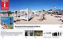 Tourismuszentrale mit neuer Facebookpräsenz