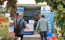 Tourismuszentrale und Rostock Marketing werben in Hamburg, Nyköping und Malmö für Urlaub in der Nebensaison