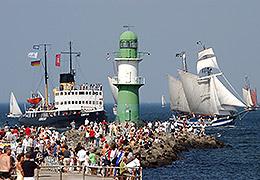 Neuer Rekord im Tourismus für Rostock und Warnemünde