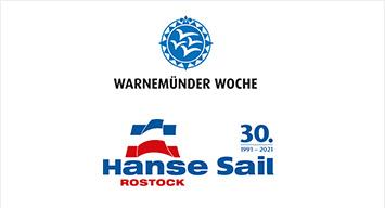 Warnemünder Woche und Hanse Sail